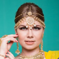 Индия :: Лилия Лекомцева