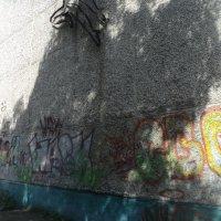 Роспись...лицей № 42 в Подмосковном городе Люберцы. :: Ольга Кривых