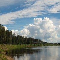 берег реки Вятка :: Михаил