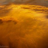 Облака этим летом будут наиболее красивы :: Чеканов Александр