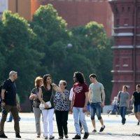 гости столицы :: Олег Лукьянов