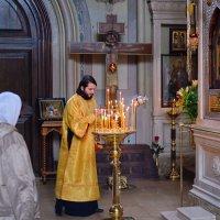 Монастырь. Повседневная жизнь. Престольный Праздник. :: Геннадий Александрович