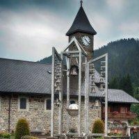 Механическая колокольня.Швейцария. :: Александр Селезнев