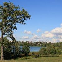 Озеро Святое. :: Николай Масляев