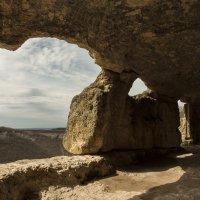 Пещеры Чуфут-кале :: Павел Дунюшкин