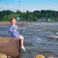Ловись рыбка большая и маленькая)))))))) :: Ксения Орлова