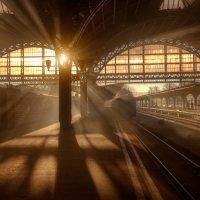 Витебский вокзал :: Эдуард Гордеев
