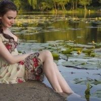 У прудов тихих :: Дмитрий Вдовин