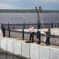 ловись рыбка... :: Олег Петрушов