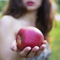 Запретный плод :: Ольга Смирнова