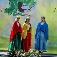Три красавицы Фото №1 :: Владимир Бровко