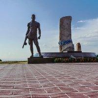 Советскому солдату. :: юрий Амосов