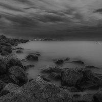Вечером на заливе :: Дмитрий Рутковский