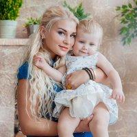 Мамина любовь... :: Олеся Корсикова