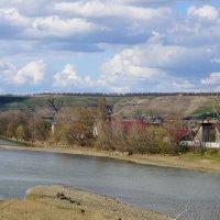 Начало апреля, река Кубань :: Игорь Сикорский