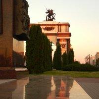 Мемориальный комплекс «Курская дуга» :: Galina Belugina