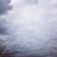 Сплошные облака :: Валентина Алейник