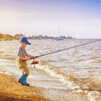 Рыбак :: Maria Elfimova