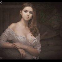 портрет юной леди (2) :: Роман Шафовал