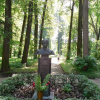Памятник А.С.Пушкину. :: Мила