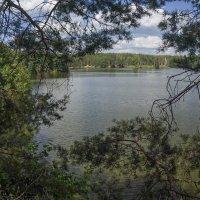 Летнее озеро :: sorovey Sol