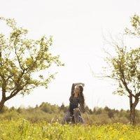 В поле :: Женя Рыжов