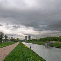 Дудергофский канал :: Константин Бобинский