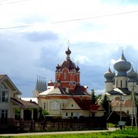 Успенский монастырь :: Александр Лавров
