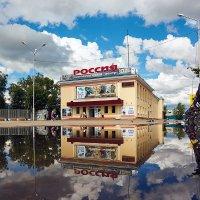 В отражении России :: Алексей Белик