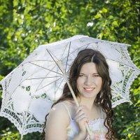 зонтик :: ГАЛИНА ЧАЛОВА
