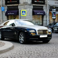 Роллс-Ройс. Rolls-Royce :: Дина Нестерова