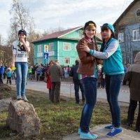 Праздник в городе :: Валентин Кузьмин