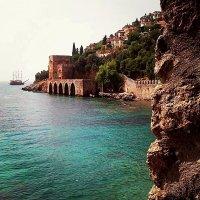Крепость в Алании. :: РАИСА Osipova