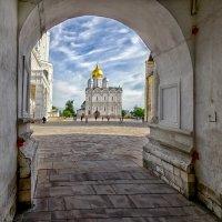 Кремль. Архангельский собор :: mila