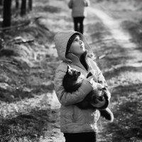 Смотреть в одном направлении :: Cветлана Полянцева
