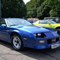 Chevrolet Camaro образца 1985г. :: Борис Русаков