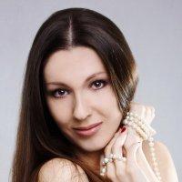 Жемчужная красота... :: Олеся Кива
