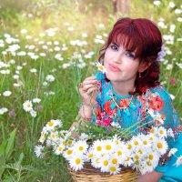 Лето )) :: Райская птица Бородина