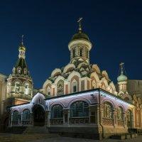 Казанская икона Божьей матери :: Минихан Сафин