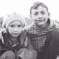 детство :: Дмитрий Долгих