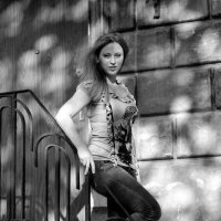 в пятнах света :: Валентина M