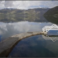 мостик :: liudmila drake