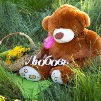 Love story :: Райская птица Бородина