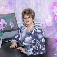 Первая учительница :: Ева Олерских