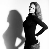 Она и её тень :: Анатолий Тимофеев