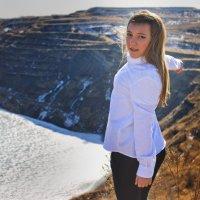 Посмотри, какая я красиваЯ! :: Анна Вьюшкова