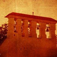 Звонница Успенской церкви. Псков. :: Fededuard Винтанюк
