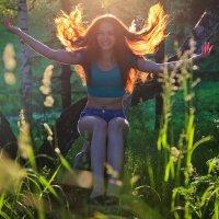 Пламя лета... :: Svetlana Sneg