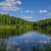Озеро :: Владимир Гараган