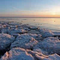 Северодвинск. Разные дни у Белого моря. Скоро закат :: Владимир Шибинский